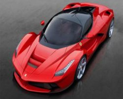Ferrari LaFerrari �� ��������-��� � �������